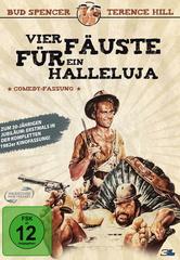 Vier Fäuste für ein Halleluja (Comedy-Fassung) Filmplakat