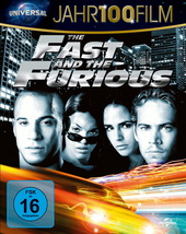 The Fast and the Furious (Jahr100Film) Filmplakat