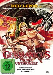 Germanicus in der Unterwelt Filmplakat