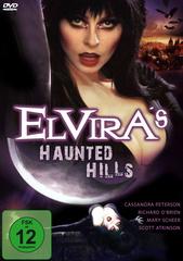 Elvira's Haunted Hills Filmplakat