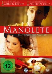 Manolete - Blut und Leidenschaft Filmplakat