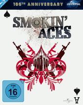 Smokin' Aces (Steelbook) Filmplakat
