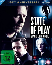 State of Play - Stand der Dinge (Steelbook) Filmplakat
