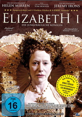 Elizabeth I (2 Discs) Filmplakat