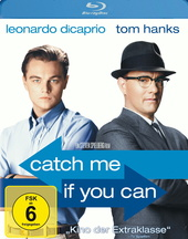 Catch Me If You Can Filmplakat