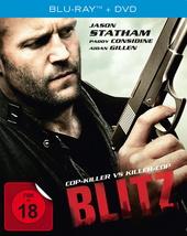 Blitz - Cop-Killer vs. Killer-Cop (Steelbook, 2 Discs) Filmplakat
