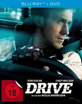 Drive (Steelbook, 2 Discs) Filmplakat