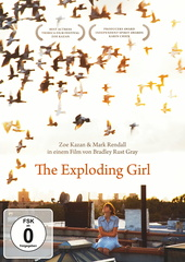 The Exploding Girl (OmU) Filmplakat