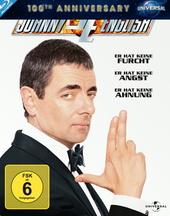 Johnny English (Steelbook) Filmplakat
