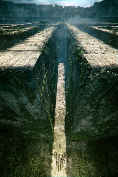 Maze Runner - Die Auserwählten im Labyrinth Filmbild Bild-1