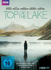 Top of the Lake (3 Discs) Filmplakat