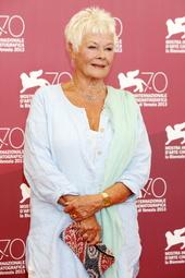 Dame Judi Dench Künstlerporträt 810330 Dame Judi Dench / 70. Internationale Filmfestspiele Venedig 2013