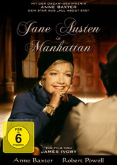 Jane Austen in Manhattan Filmplakat