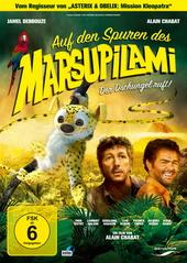 Auf den Spuren des Marsupilami - Der Dschungel ruft! Filmplakat