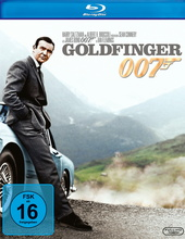 James Bond 007 - Goldfinger Filmplakat