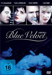 Blue Velvet Filmplakat