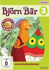 Björn Bär und seine lustigen Abenteuer 3 Filmplakat