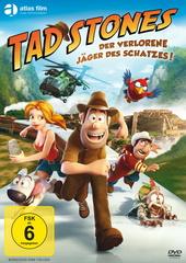 Tad Stones - Der verlorene Jäger des Schatzes! Filmplakat