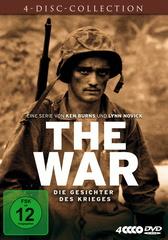 The War - Die Gesichter des Krieges (4 Discs) Filmplakat