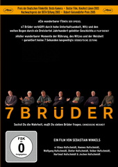 7 Brüder Filmplakat