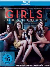 Girls - Die komplette erste Staffel (2 Discs) Filmplakat