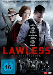 Lawless - Die Gesetzlosen Filmplakat