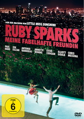 Ruby Sparks - Meine fabelhafte Freundin Filmplakat