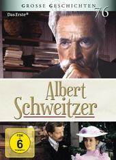 Albert Schweitzer (2 Discs) Filmplakat