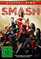 Smash - Staffel eins (4 Discs) Filmplakat