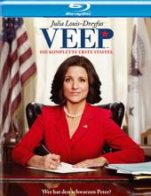 Veep - Die komplette erste Staffel (2 Discs) Filmplakat