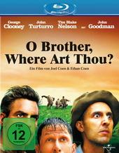 O Brother, Where Art Thou? - Eine Mississippi-Odyssee Filmplakat