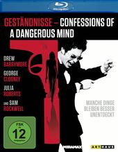 Geständnisse - Confessions of a Dangerous Mind Filmplakat