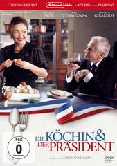 Die Köchin und der Präsident Filmplakat