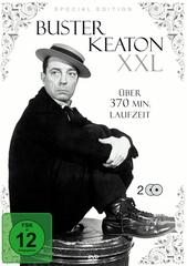 Buster Keaton XXL (2 Discs) Filmplakat