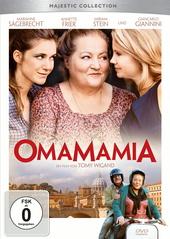 Omamamia Filmplakat