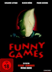 Funny Games (Digital Remastered) Filmplakat