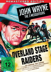 Overland Stage Riders Filmplakat