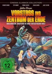 Jules Verne - Vorstoß ins Zentrum der Erde Filmplakat