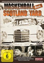Maskenball bei Scotland Yard Filmplakat