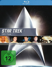 Star Trek 01 - Der Film (Remastered) Filmplakat