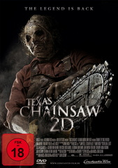 Texas Chainsaw - The Legend Is Back Filmplakat