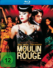 Moulin Rouge Filmplakat
