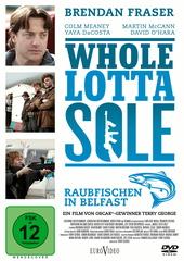 Whole Lotta Sole - Raubfischen in Belfast Filmplakat
