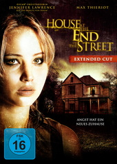 House at the End of the Street (Extended Cut) Filmplakat