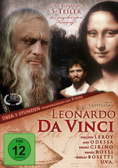 Leonardo Da Vinci Filmplakat