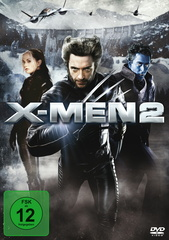 X-Men 2 Filmplakat