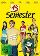 13 Semester Filmplakat