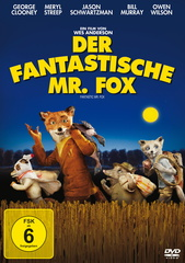 Der fantastische Mr. Fox Filmplakat