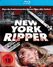 New York Ripper Filmplakat