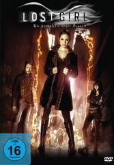 Lost Girl - Die komplette erste Season (3 Discs) Filmplakat